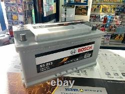 019 BOSCH Car Battery 4 Years Warranty Next Day FREE Delivery S5013 100Ah