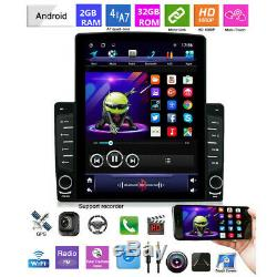 10.1 Android 8.1 Single Din 2+32G Car Stereo BT WiFi MP5 Player GPS Navigation