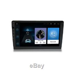 10.1 inch Android 9.1 Double 2 DIN Car Radio Stereo Quad Core GPS Navi Wifi