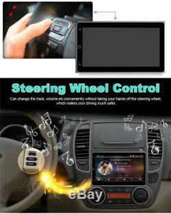 10.1in Android 9.0 4+64GB Car Multimedia Player Stereo Radio GPS Navi Rotatable