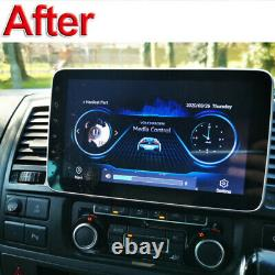 10.1in Android Car Stereo Radio Video Player GPS Navigation 360 Degree Rotation