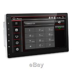 16G Larger Screen LCD Car Stereo GPS Bluetooth WIFI Multimedia Head Unit Android