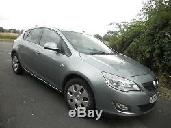 2010 Vauxhall Astra 1.4cc EXCLUSIVE MANUAL, MILEAGE 97K, HPI CLEAR-MOT TIL 07/20