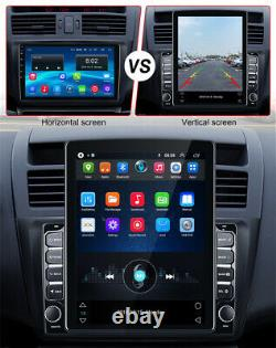 2DIN 9.7in Android 9.1 Car Radio Stereo MP5 Player GPS Sat Nav FM WIFI BT+Camera