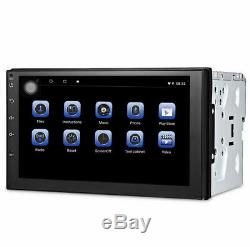 2Din 7 Android 8.1 Car Stereo Radio GPS Wifi 3/4G OBD DVR TPMS 4GB RAM 32GB ROM
