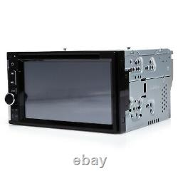 2Din CD DVD Player Car Stereo Bluetooth Radio& Camera For Nissan NV200 (2007-On)