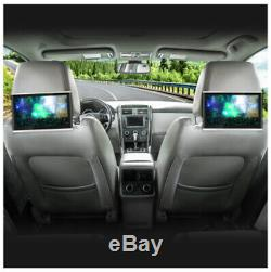 2 Pcs 11.6 HD Car Android 7.1 Octa-core 1.5GHz WIFI 3G/4G Headrest Monitor HDMI