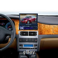 7 1-Din HD Touch Screen Car Bluetooth MP5 Player Radio AUX Rear View Camera Kit