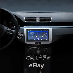 7'' backlight 2 DIN Touch Screen Android 6.0 +16G Car DVD Player GPS WIFI OBD