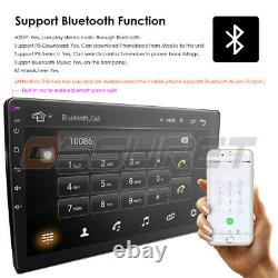 9 inch 2DIN Mirror Link Car Stereo WIFI DAB+ GPS Radio Video Player Android 9.0