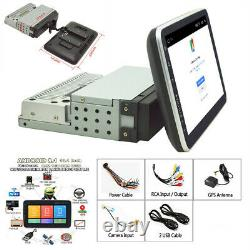 9in 1Din Android 8.1 Quad-core Car Stereo Radio GPS Navigation Wifi MP5 Player