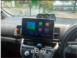 Android 8.1 2Din 9in Rotatable Screen Car Stereo FM Radio GPS Navi MP5 Player