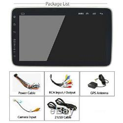 Android 8.1 2G+32G Car 1Din 9 HD Touch Screen GPS Navs BT Stereo Radio Receiver