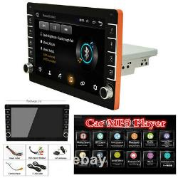 Android 8.1 Single 1Din Car Bluetooth Stereo FM Radio GPS Navi 9in Touch Screen