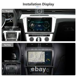 Car 2DIN Android 9 inch Radio GPS Navigation Head Unit Player 4-Core Mirrorlink