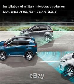 Car Blind Spot Monitoring BSM Radar Detection System Microwave Sensor Assistant