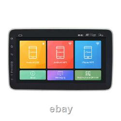 Car Mp5 Player GPS WiFi 3G 4G BT OBD Mirror Link Hands Free DVR 9 IN Rotatable
