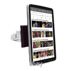 Car Stereo MP5 Player 10.1in Quad Core Android 9.1 GPS WIFI Bluetooth FM Radio
