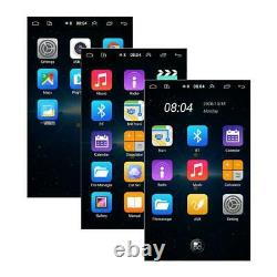 Car Touch Screen 10in Android 9.1 Stereo Radio GPS WiFi Mirror Link Player 1DIN