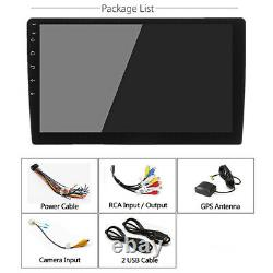 Double 2DIN 9 Android 9.1 Car Stereo Radio MP5 Player RAM 2GB ROM 32GB GPS Wifi