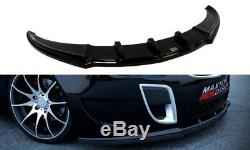 Front Diffuser (gloss Black) Vauxhall Insignia Vxr/opc (2008-2017)