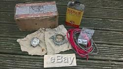 REDEX lubrocharger kit vintage classic car accessory