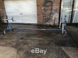 Rollover jig spit fits any car ford vauxhall toyota fiat restoration classic