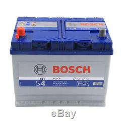 S4027 S4 069 Car Battery 4 Years Warranty 70Ah 630cca 12V Electrical By Bosch