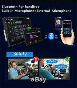 Ultrathin 9HD Android 8.1 Multi-Function Car Stereo Radio GPS Player Wifi 3G4G