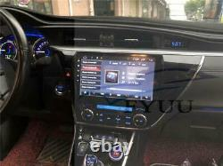 Universal 1DIN Rotatable 10 Android 10.1 32GB Car Stereo Radio GPS Wifi Touch