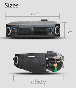 Universal 30W AC Underdash Evaporator For Auto Car Truck Air Conditioner 24V