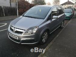 VAUXHALL ZAFIRA 1.9 CDTI ACTIVE 85K ONLY CLEAN MOT FORD AUDI CITROEN Peugeot
